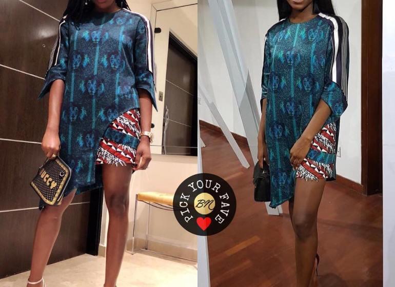 Pick Your Fave: Lisa Folawiyo & Bidemi Zakariyau in Lisa Folawiyo Studio