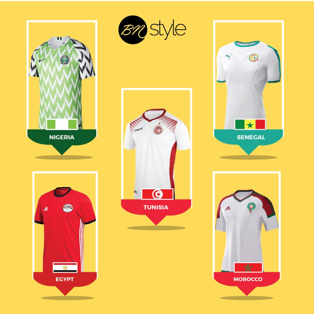 Nigeria has been notoriously called out on various platforms for our  fabulous jersey kit for the World Cup ec4ceb464