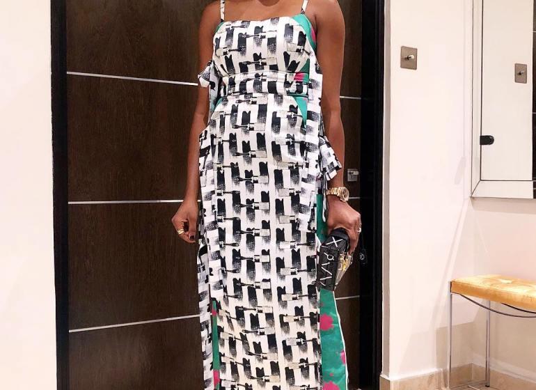LISA in LISA: 10 Times Lisa Folawiyo