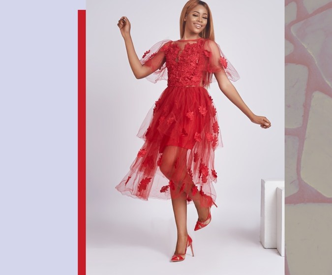 Stand out in Bibian's Debut Collection -'Fashion Becomes Her'
