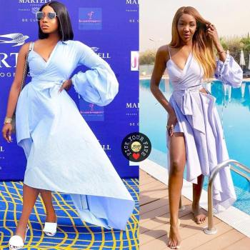 Idia Aisien & Chioma Ikokwu Know Just How to Rock A Style Temple Fit