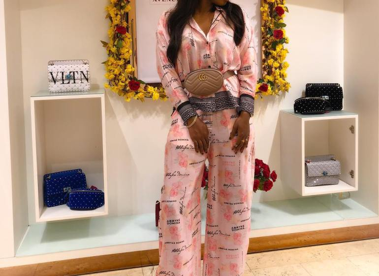 All The Star Studded Moments At Abbyke Domina Trunk Show