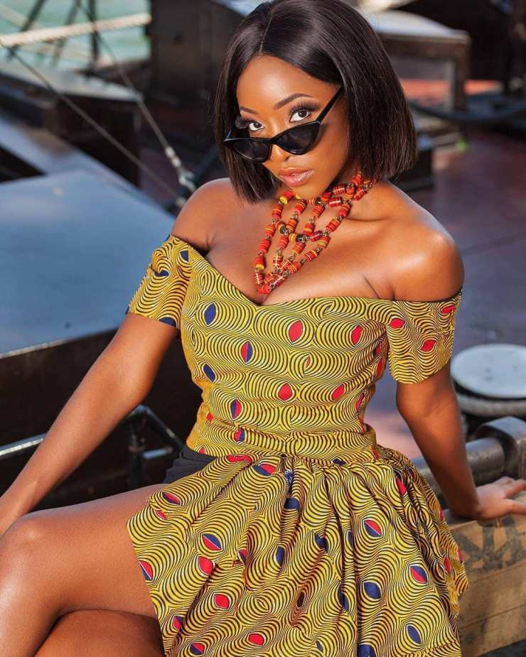 too much sauce! look perfect to any place in these amazing ankara styles TOO MUCH SAUCE! LOOK PERFECT TO ANY PLACE IN THESE AMAZING ANKARA STYLES  inidimaokojie