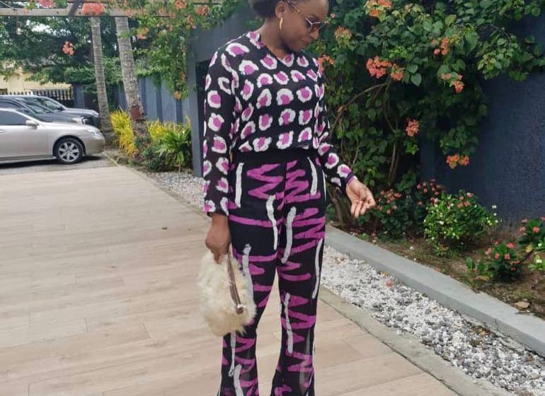Chimamanda Ngozi Adichie In Amede