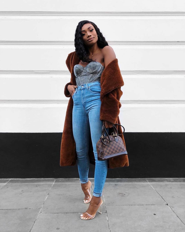 12BELLASTYLISTA 45 - 6 Ways To Style Denim In 2019