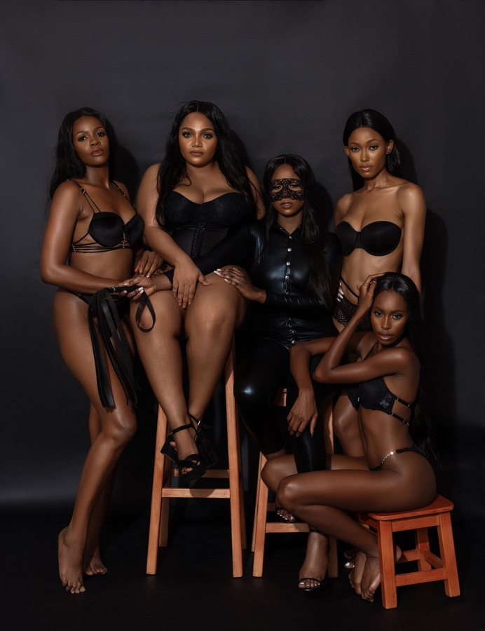 18Lilian Afegbai Just Launched Her Lingerie Lin - Lilian Afegbai's lingerie line is fire!
