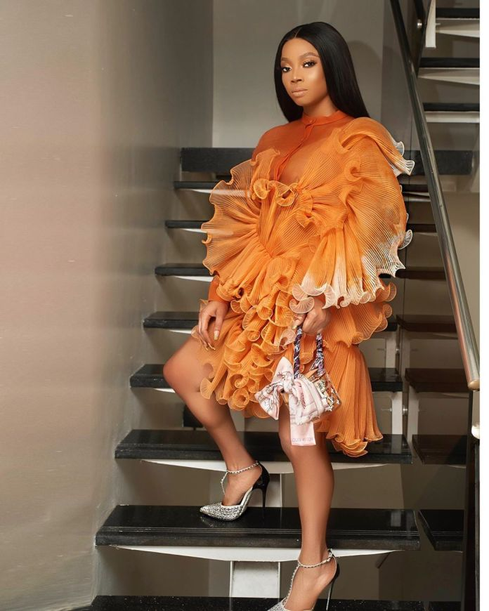 BN Collection to Closet | Toke Makinwa in Style Temple