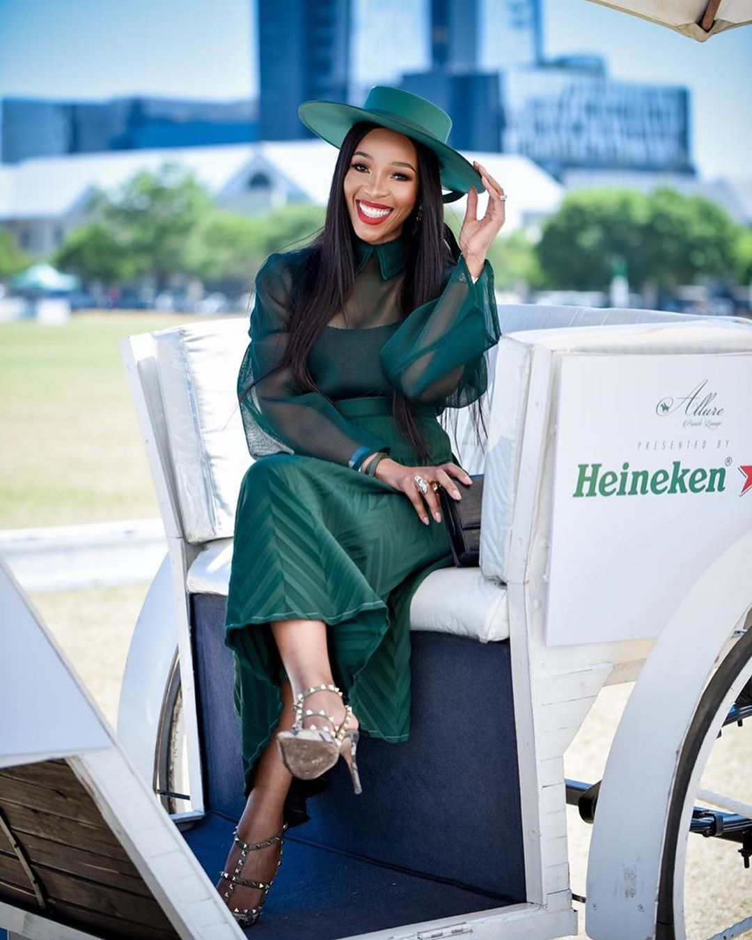 All of the Tremendous Fashionable Seems to be You Missed on the 2019 Nedbank Worldwide Polo