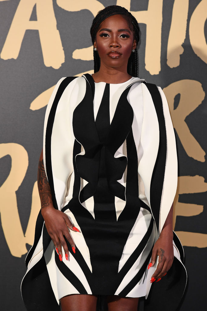 <div>Tiwa Savage, Patricia Vibrant, Adut Akech, & Extra Noticed At Naomi Campbell's #FashionForRelief2019 Occasion</div>