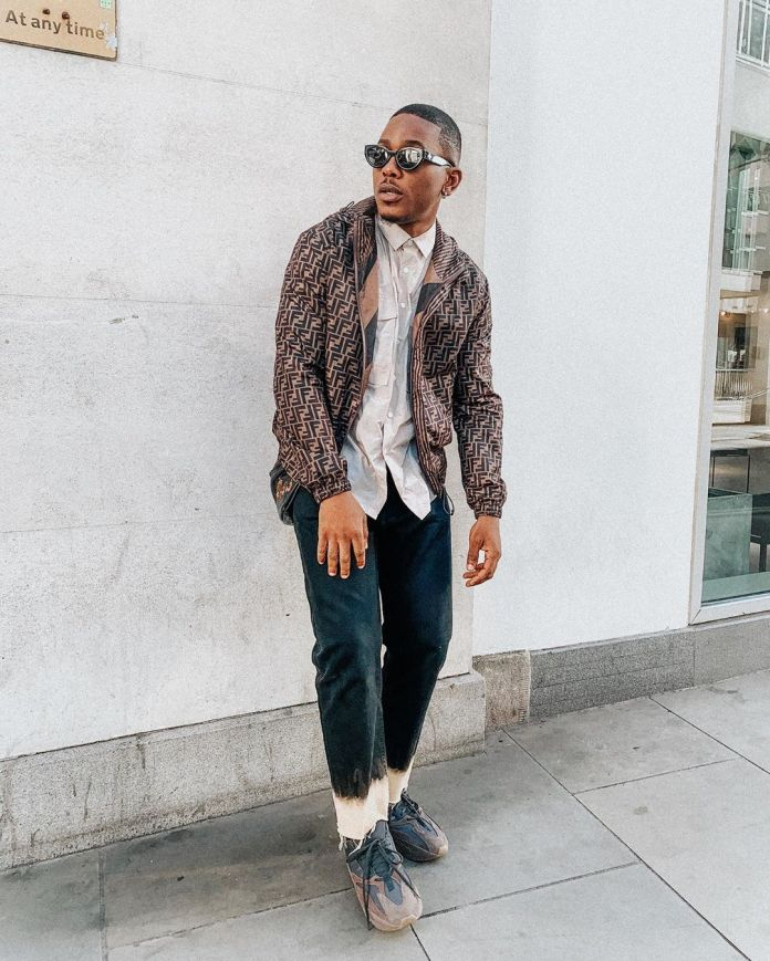 Timini Egbuson Is Winning Street Style At London Fashion Week 2019!