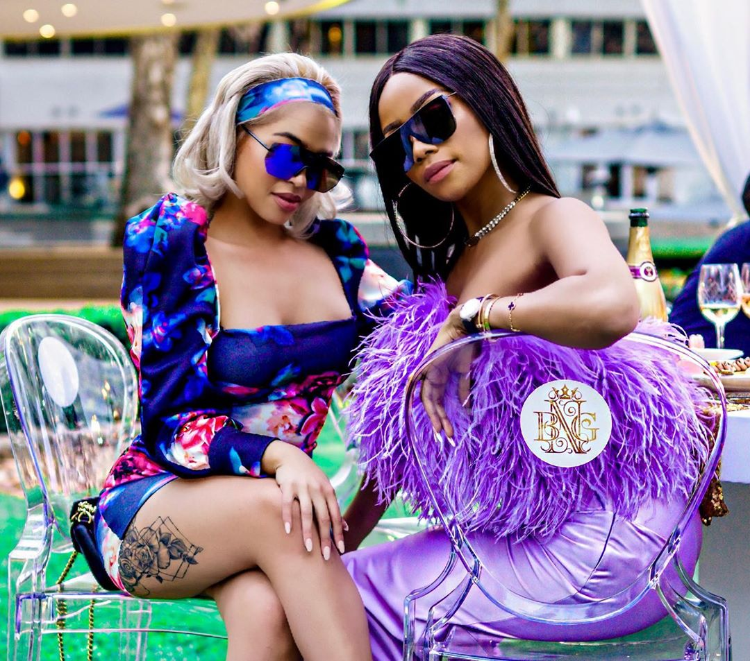 Fabulous Darling! Each Picture Price Seeing From Bonang Matheba's #LunchwithBNG