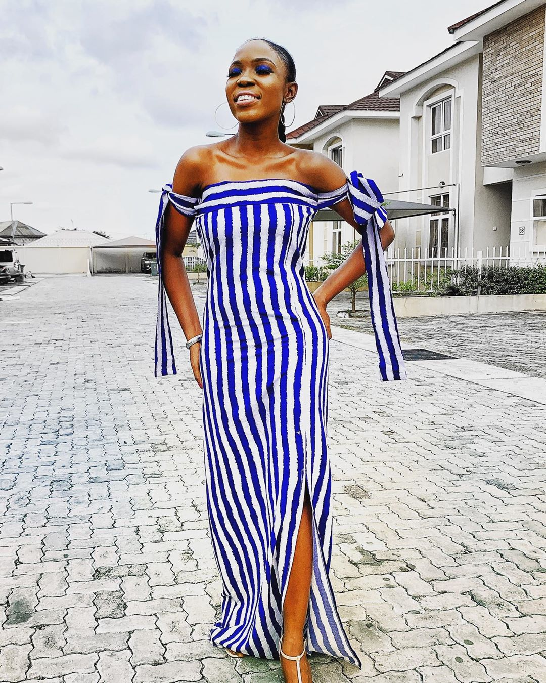 Should Have: Channel Lala Akindoju In This Editor-Authorized Rococo Gown