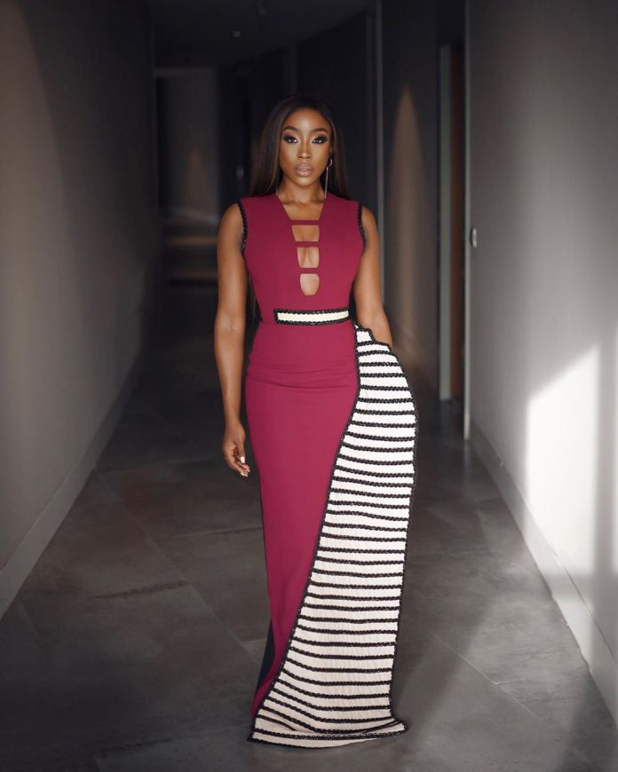 Beverly Naya Was Undoubtedly The Best Dressed Celebrity At This Movie Premiere In Ghana | BN Style
