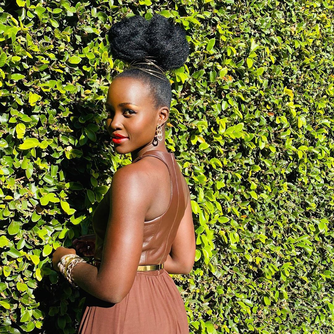 No Doubt, Lupita Nyong'o Won Best Beauty Moment At The Critics' Choice Awards | BN Style