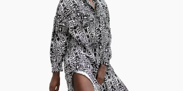 Add To Cart: This Tongoro Shirt Dress Is The Wardrobe Staple You Never Knew You Needed | BN Style