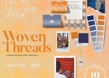 Heineken Lagos Fashion Week Debuts Digital Format For 'Woven Threads' Exhibition | BN Style