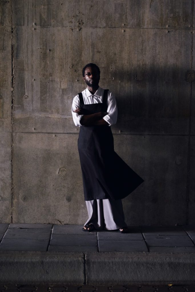 Adeju Thompson Is Making A Case For Genderless Fashion In Nigeria | BN Style