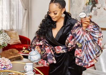 Get the Scoop on Darling Nigeria's Virtual Tea Party that went Down Yesterday | BN Style