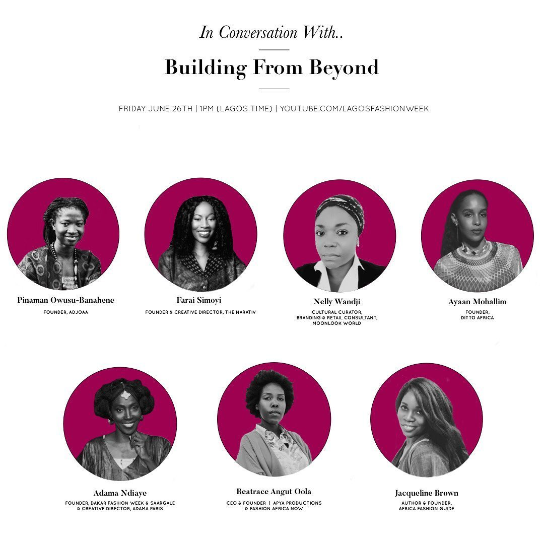 Nelly Wandji, Farai Simoyi, Ayaan Mohallim and More Join Omoyemi Akerele To Discuss Building Africa Focused Platforms From the Diaspora And Beyond | BN Style