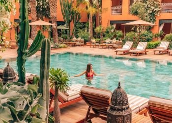 A Baecation in this #BNHoneymoonSpot in Agadir Should be on Your List