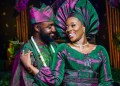 Igbere was not Ready for Wendy and Tosin's Traditional Wedding