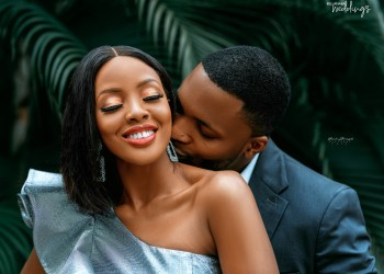 Eniola & Tobi's Love Story will make you Smile from Ear to Ear