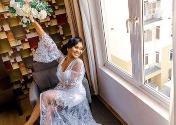 The #MichiLove20 Bride, Chichi was a Whole Mood