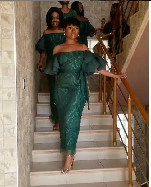 You Def want to See The #AsoEbiBella Ladies at the #JideGlow2020 Trad