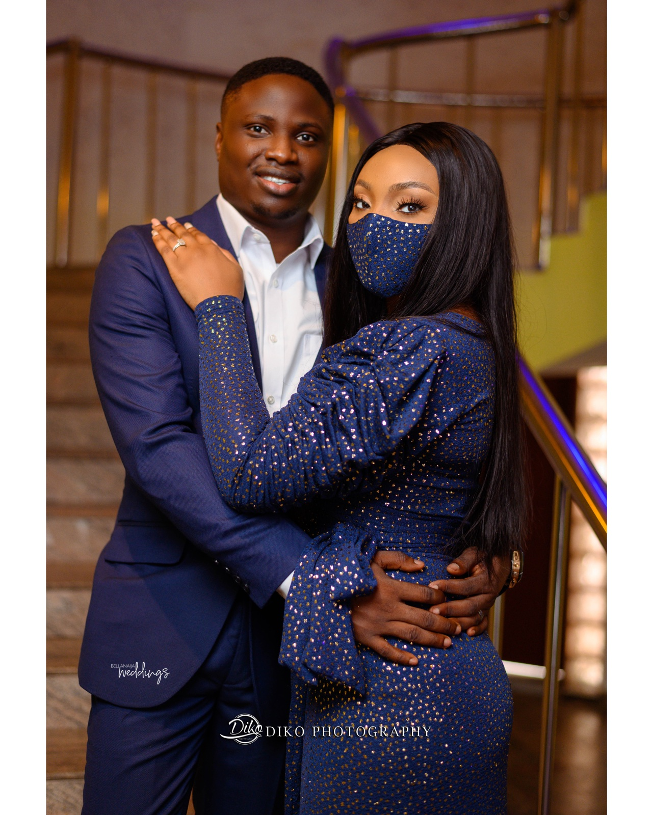 How Kausarat Met Odunayo is So Fascinating! Their Love Story is One for The Books | BellaNaija Weddings