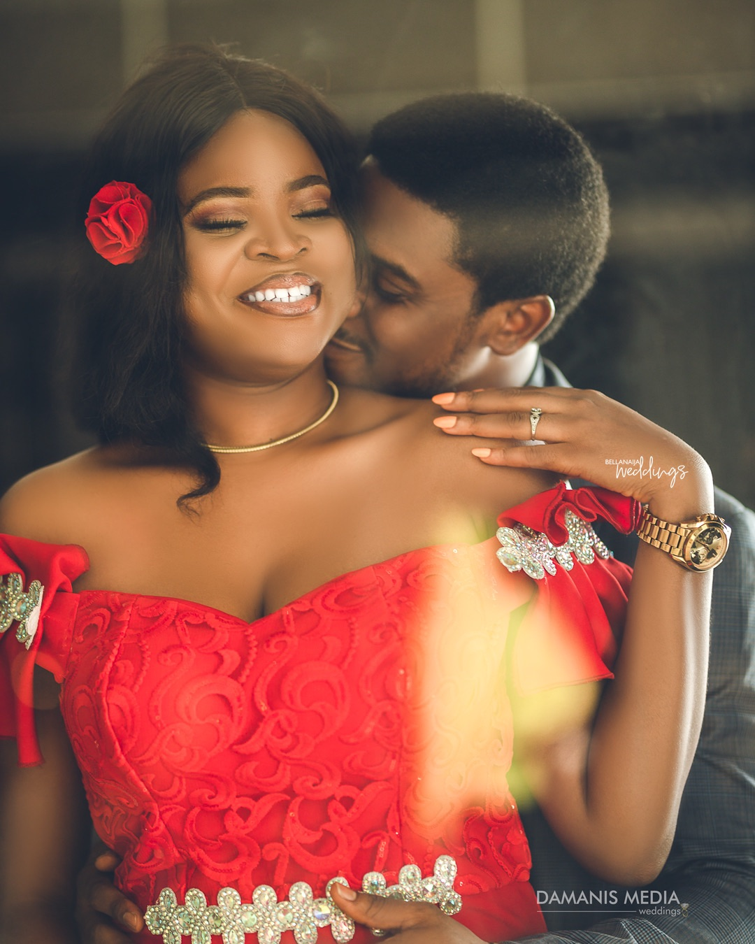Chidinma & Ugo's Pre-wedding Shoot is the Perfect Start to Your Day