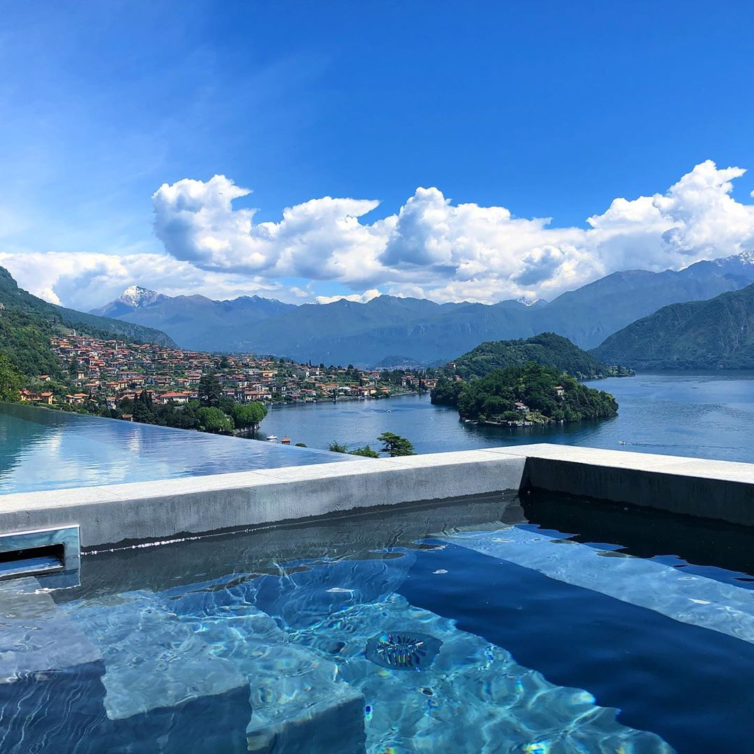 This #BNHoneymoonSpot in Lake Como is Calling You for a Baecation!