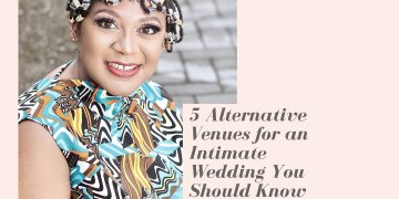 5 Alternative Venues for an Intimate Wedding You Should Know About