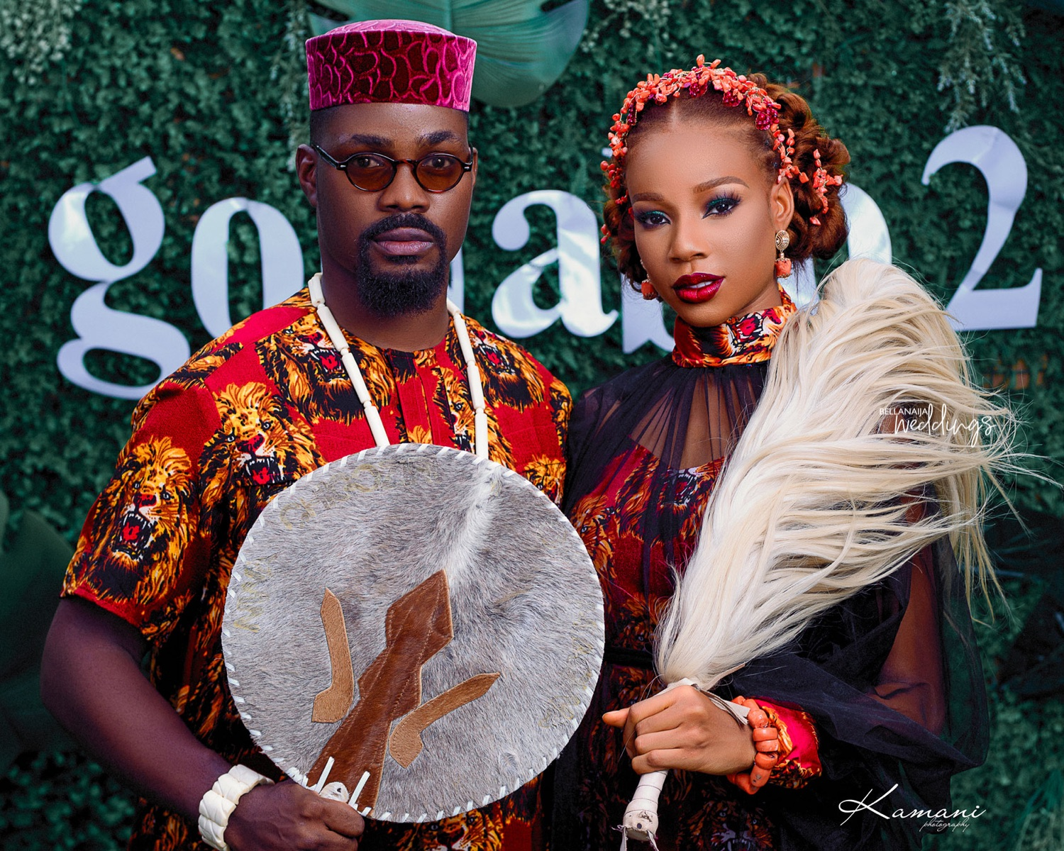 You Need to See This Igbo Traditional Wedding Styled Shoot