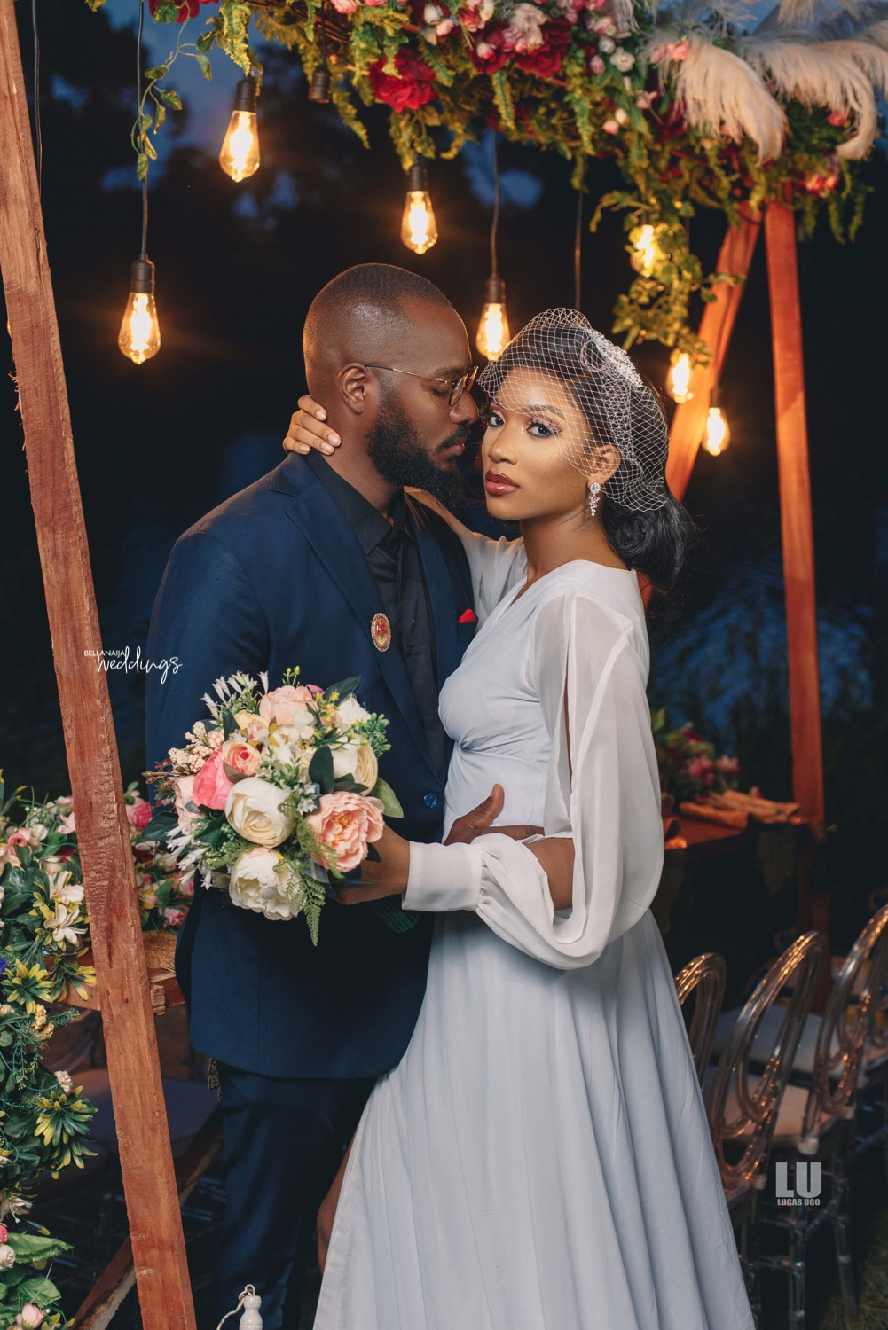 We are Totally Here for This Vintage Wedding Styled Shoot