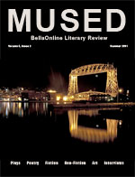Mused - Summer 2011, Volume 5, Issue 2 - Cover