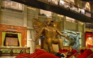 Inauguré en 2000, le musée du cinéma est devenu le plus fréquenté des musées de la ville de Turin, avec 2,5 millions de visiteurs. Il est le plus grand d'Europe avec ses 3 200 m2, le plus riche grâce à l'immense collection que Maria Adriana Prolo a léguée à la commune en 1991, et le plus original par sa muséographie intégrée à la môle Antonelliana. http://www.museocinema.it/en/