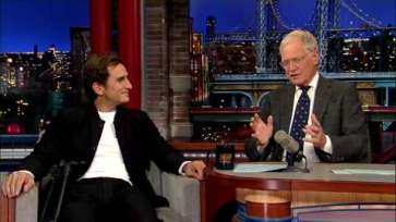 Inarrestabile al Dave Letterman