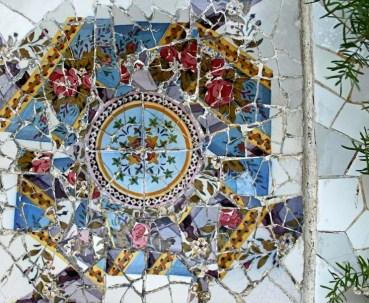 mosaico o ceramica
