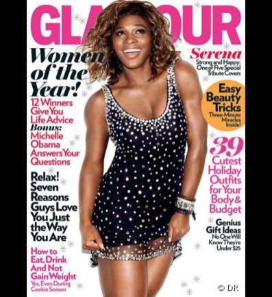 Sulla copertina di Glamour