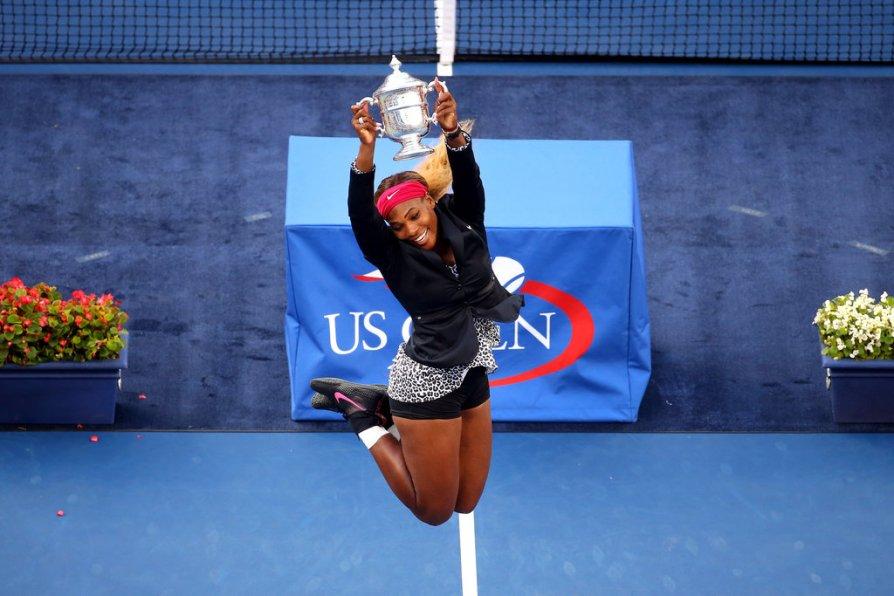 Il salto vincente agli US Open
