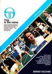 Storica pubblicità anni '80