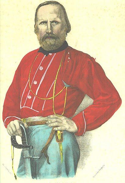 Garibaldi sbarca in jeans....