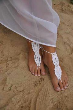 piedi speciali anche in spiaggia