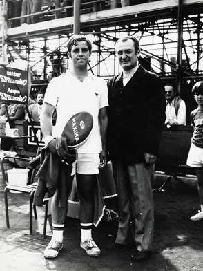 """Al circolo tennis """"Rocco Polimeni """""""