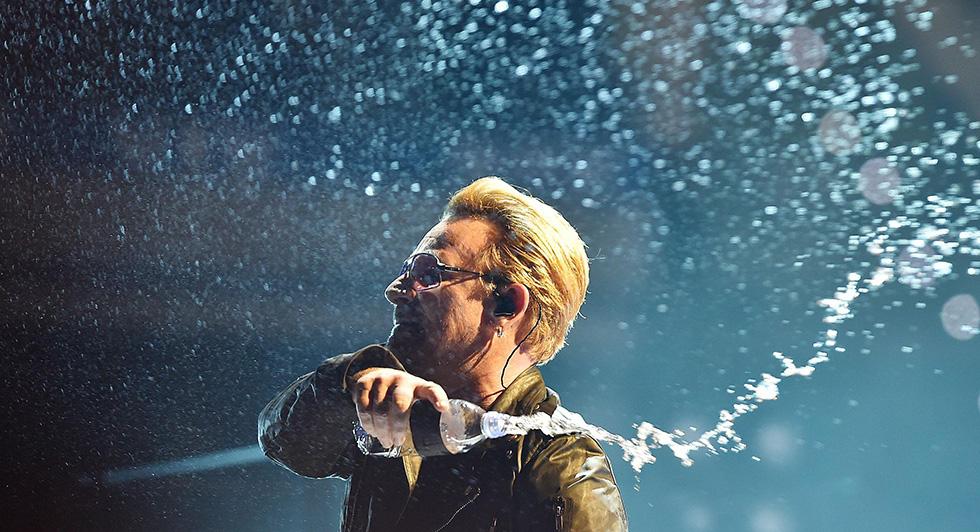 U2 a Torino