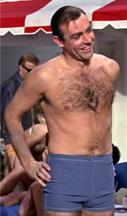 Goldfinger Miami Swim Trunks