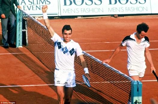Roland Garros story