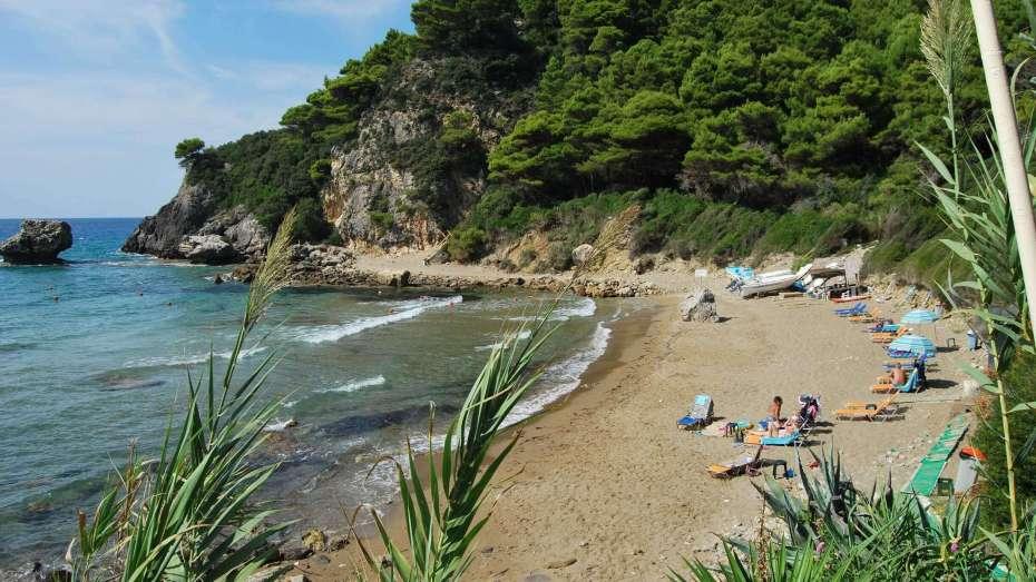 Yialiskari Beach
