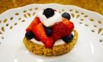 Fruit Tart With Almond Crust