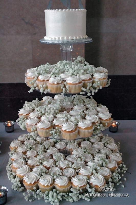 Cake Stands   Wedding Cake Stands   Silver Wedding Cake Stands     4 Tiered Cake Stand